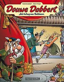 DOUWE DABBERT 15. HET BEDROG VAN BALTHASAR DOUWE DABBERT, WIJN, PIET, ROEP, THOM, Paperback