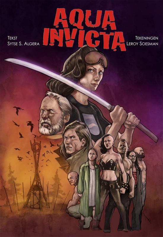Aqua Invicta SC 1 De sleutel Paperback