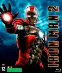 Iron man 2, (Blu-Ray)