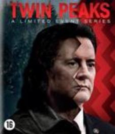 Twin peaks - Limited event series, (Blu-Ray) Blu-Ray