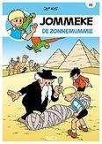 JOMMEKE 011. DE ZONNEMUMMIE