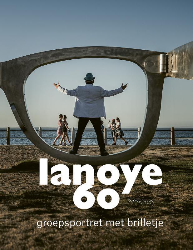 Lanoye 60 Groepsportret met brilletje, Van Landeghem, Anni, Hardcover