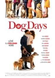 Dog days, (DVD) CAST: NINA DOBREV, VANESSA HUDGENS, EVA LONGORIA DVDNL
