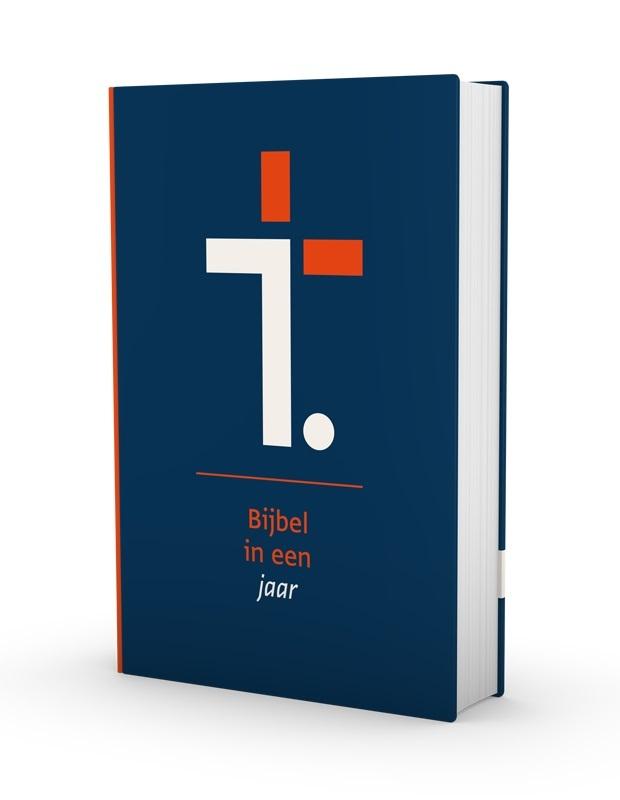 Bijbel in een jaar. Paperback  <span class=
