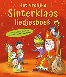 Het vrolijke Sinterklaas...