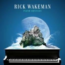 PIANO ODYSSEY Rick Wakeman, CD