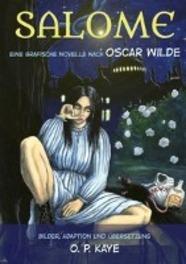Salome. Eine grafische Novelle, Oscar Wilde, Paperback