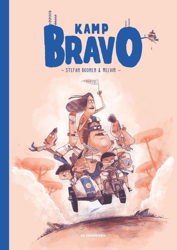 Kamp Bravo Stefan Boonen, onb.uitv.