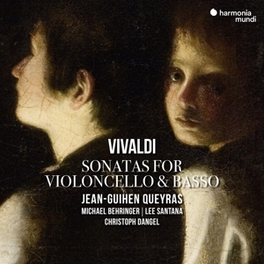 SONATAS FOR VIOLONCELLO.. A. VIVALDI, CD