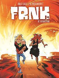 FRNK 04. DE UITBARSTING 4/4 FRNK, Bocquet, Olivier, Paperback