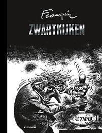 ZWART KIJKEN HC01. integraal, Franquin, André, Hardcover