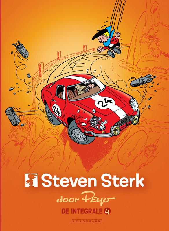 STEVEN STERK INTEGRAAL HC04. INTEGRALE EDITIE 4/5 STEVEN STERK INTEGRAAL, Peyo, Hardcover