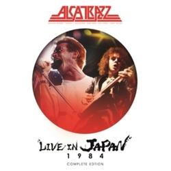 LIVE IN JAPAN 1984-BR+CD-