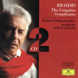 SYMPHONIES NO.1-4 BP/KARAJAN Audio CD, J. BRAHMS, CD