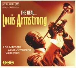 REAL... LOUIS ARMSTRONG LOUIS ARMSTRONG, CD