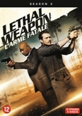 Lethal weapon - Seizoen 2, (DVD)