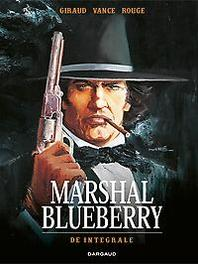Marshall Blueberry - Integraal Moebius, Hardcover