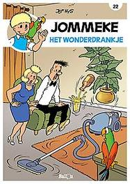 JOMMEKE 022. HET WONDERDRANKJE JOMMEKE, NYS, JEF, Paperback