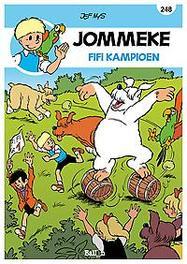 JOMMEKE 248. FIFI KAMPIOEN JOMMEKE, NYS, JEF, Paperback
