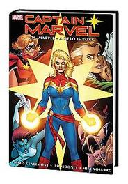 Captain Marvel. Ms. Marvel a Hero Is Born, Chris Claremont, Hardcover