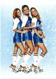 Roller disco K3, Stallaert, Dirk, Paperback