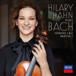 PLAYS BACH: VIOLIN SONATA Hilary Hahn, CD