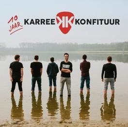 10 JAAR KARREE KONFITUUR KARREE KONFITUUR, CD