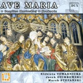 AVE MARIA Audio CD, TOWARNICKA/OZIMKOWSKY/STE, CD