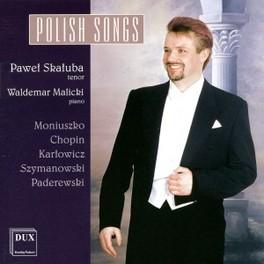 POLISH SONGS Audio CD, PAWEL SKABULA, CD
