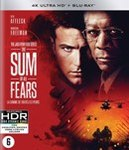Sum of all fears , (Blu-Ray...