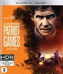 Patriot games , (Blu-Ray 4K...