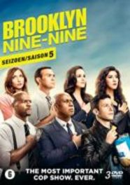 Brooklyn nine-nine - Seizoen 5 , (DVD) DVDNL