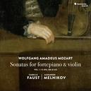 SONATAS FOR FORTEPIANO & ISABELLE FAUST/ALEXANDER MELNIKOV