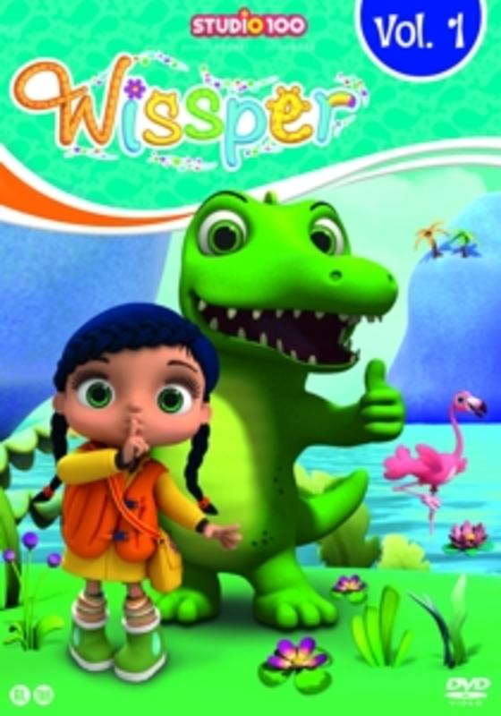 Wissper - Wissper - Volume 1, (DVD) DVDNL