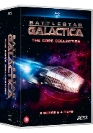 Battlestar galactica - Complete collection, (Blu-Ray) DVD