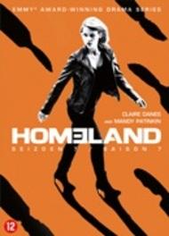 Homeland - Seizoen 7, (DVD) BILINGUAL /CAST: CLAIRE DANES, RUPERT FRIEND DVDNL