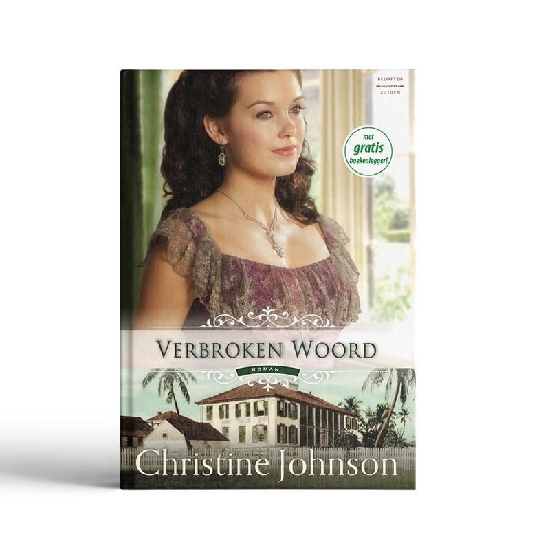 Verbroken woord Christine Johnson, Paperback