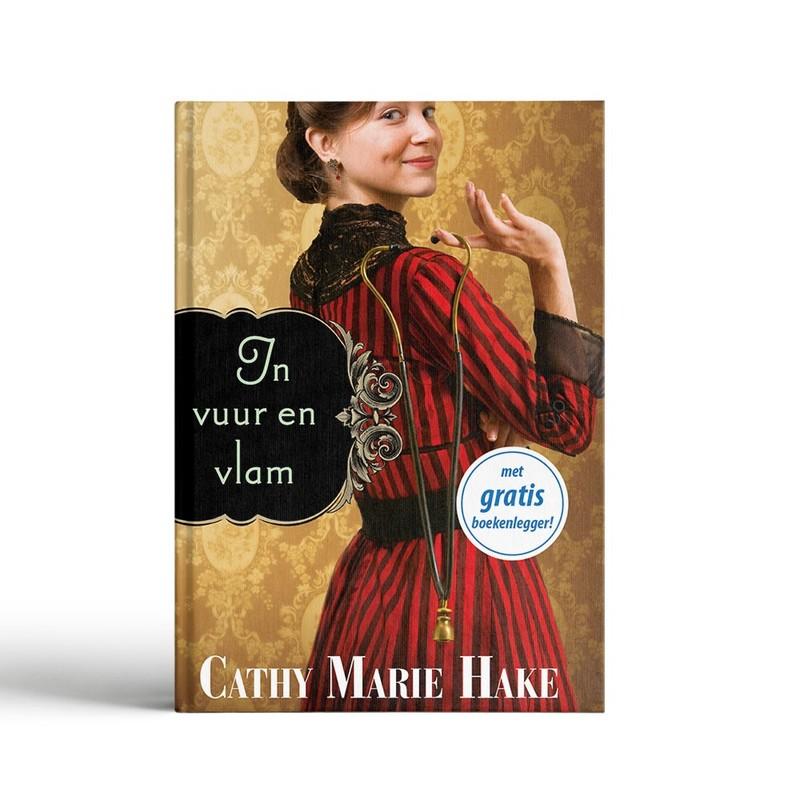 In vuur en vlam Cathy Marie Hake, Paperback