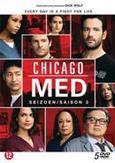 Chicago med - Seizoen 3, (DVD)