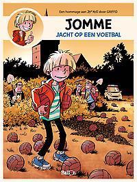 JOMME 01. JACHT OP EEN VOETBAL 2018 JOMME, Nys, Jef, Paperback