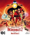 Incredibles 2, (Blu-Ray)
