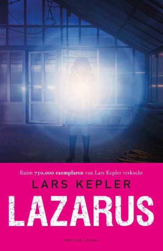 Lazarus Lars Kepler, Paperback