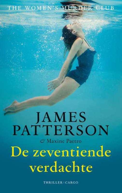 De zeventiende verdachte Patterson, James, Paperback