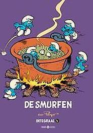 Integraal 4 De Smurfen, Peyo, Hardcover
