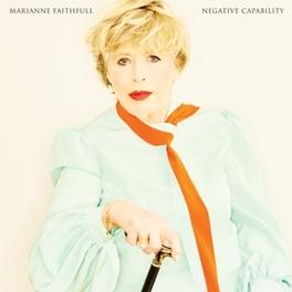 NEGATIVE CAPABILITY MARIANNE FAITHFULL, CD