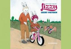 Mizzy leert fietsen