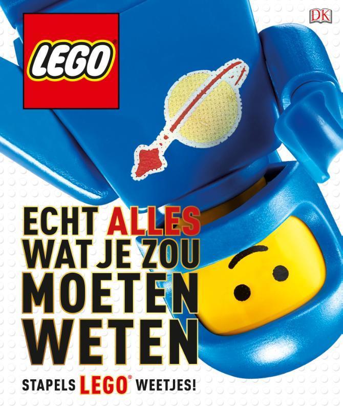 LEGO echt alles wat je zou moeten weten, Simon Hugo, Hardcover