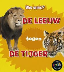 De leeuw tegen de tijger