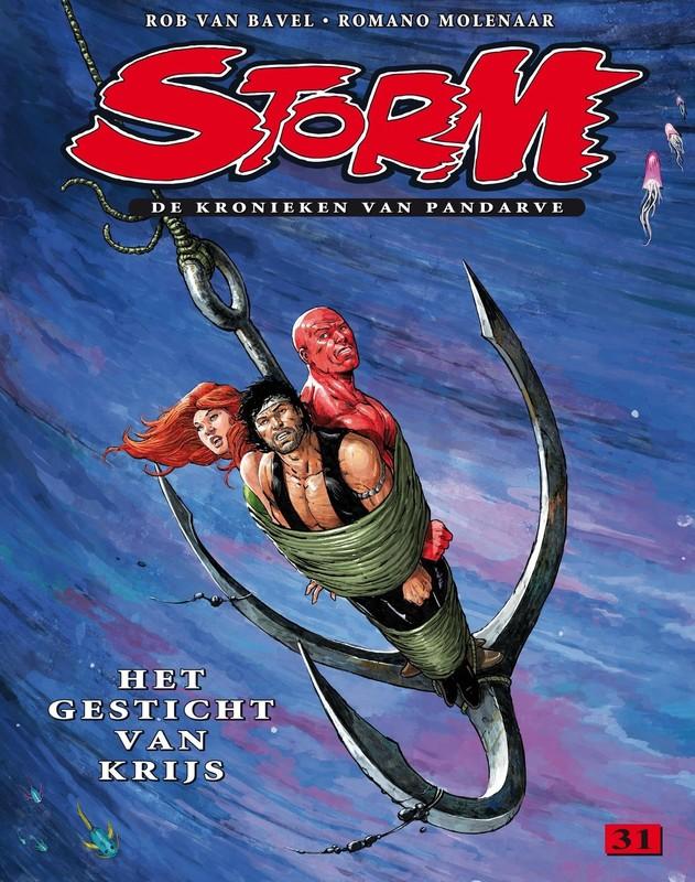 Storm 31 | Het gesticht van Krijs Storm, Rob van Bavel, Paperback
