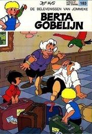 JOMMEKE 183. BERTA GOBELIJN JOMMEKE, Nys, Jef, Paperback